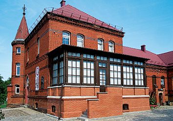 Gusev Local History and Culture Museum named after A.M. Ivanov